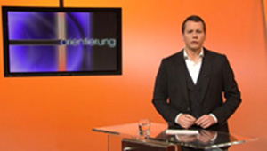 Orientierung in 1.500 Minuten, Christoph Riedl, TV-Religionsredaktion