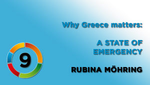 A state of emergency, Dr.in Rubina Möhring, Reporters without borders