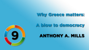 Greek public media in turmoil, Marc Gruber, Director of the European Federation of Journalists