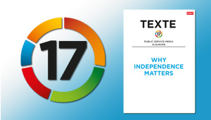 TEXTE 17 - Why Independence Matters, By Boris Bergant, Michal Glowacki, Beate Haselmayer et al.