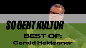 DialogForum: SO GEHT KULTUR, BEST OF: Gerald Heidegger, orf.at